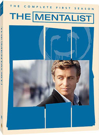 The Mentalist - The Complete 1st Season (6 Disc Set) on DVD