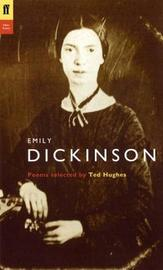 Emily Dickinson by Ted Hughes