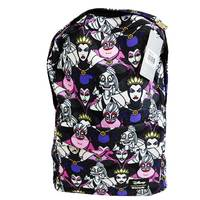 Loungefly Disney Villians AOP Backpack