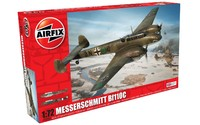 Airfix Messerschmitt Bf110C 1:72 Model Kit