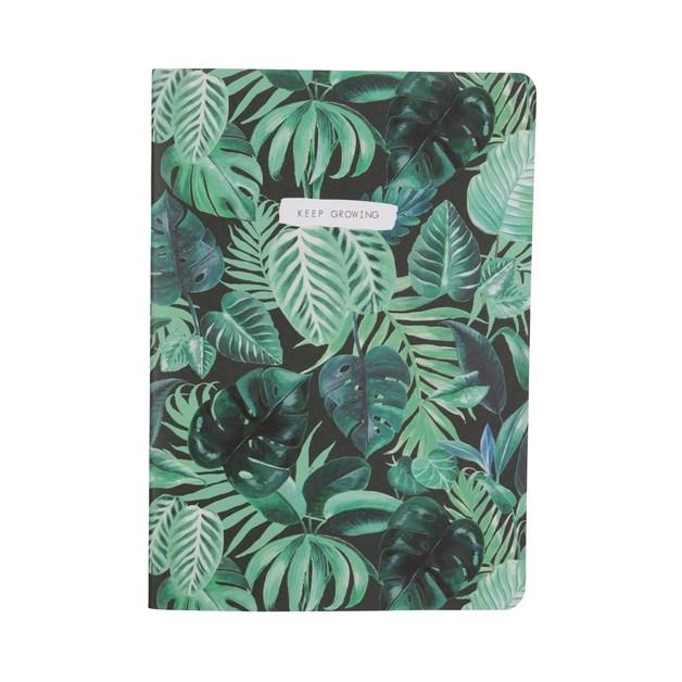 Sass & Belle: Botanical Jungle Keep Growing Notebook