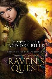 Raven's Quest by Matt Bille image