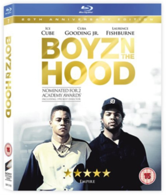 Boyz N The Hood on DVD