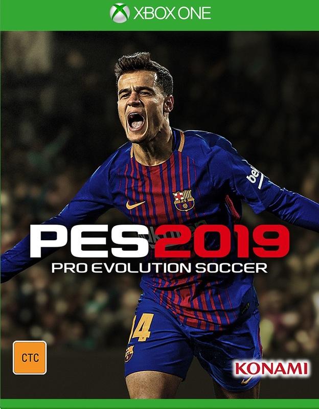 Pro Evolution Soccer 2019 for Xbox One