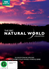 BBC Natural World Collection on DVD