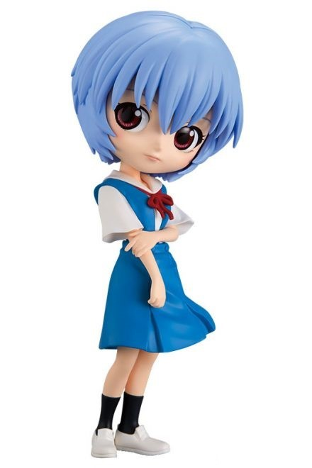 Evangelion: Rei Ayanami (Ver.1) - PVC Figure
