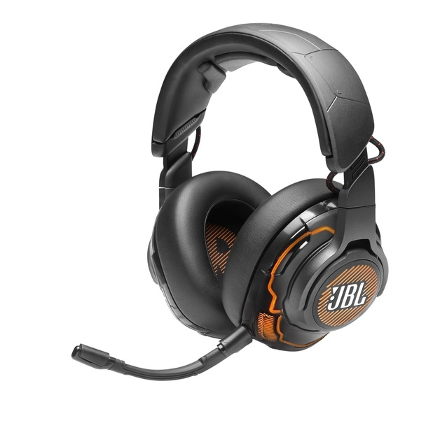 JBL Quantum ONE Wired Gaming Headset for PC