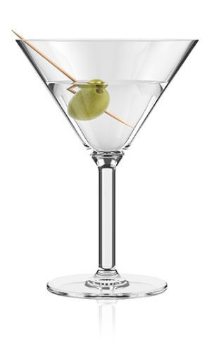 Bodum: Oktett Durable Martini Glass - 4 Piece
