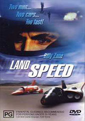 Land Speed on DVD