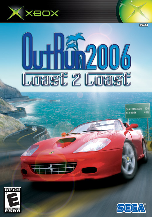 OutRun 2006: Coast 2 Coast for Xbox