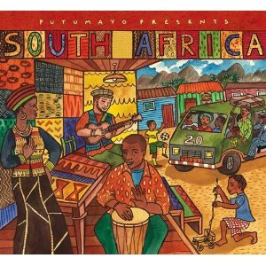 Putumayo Presents: South Africa by Various Artists