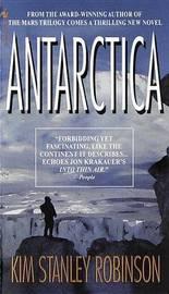 Antarctica by Kim Stanley Robinson