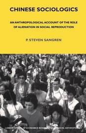 Chinese Sociologics by P.Steven Sangren image