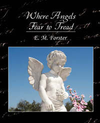 Where Angels Fear to Tread by M Forster E M Forster image
