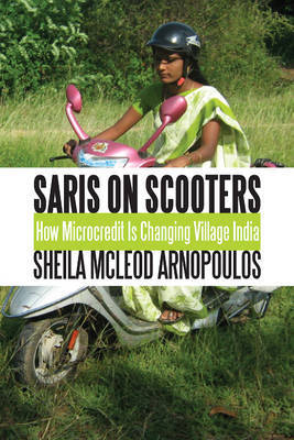 Saris on Scooters by Sheila McLeod Arnopoulos image