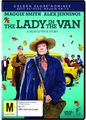 The Lady In The Van on DVD