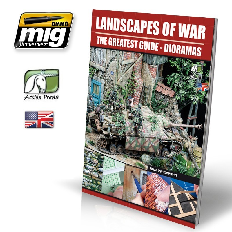 Landscapes of War: The Greatest Guide - Dioramas Vol. III - Rural Environments image