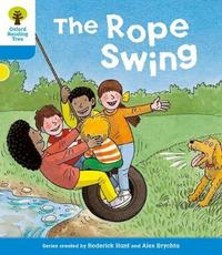 Oxford Reading Tree: Level 3: Stories: The Rope Swing by Roderick Hunt image