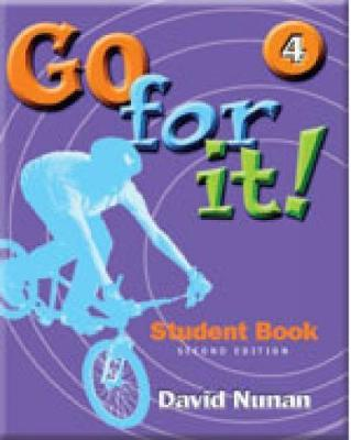 Book 4A for Go for it!, 2nd by David Nunan image