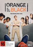 Orange Is the New Black - Season Four DVD