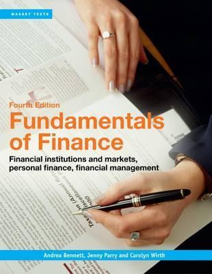 Fundamentals of Finance by Jenny Parry