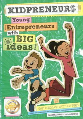 Kidpreneurs by Adam Toren image
