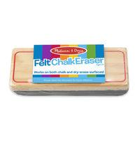 Melissa & Doug: Felt Chalk Eraser / Duster