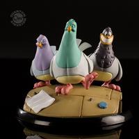 Animaniacs: Goodfeathers - Q-Fig Max Figure
