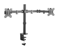 Black Dot 13 - 32in Dual Monitor Arm