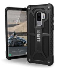UAG: Monarch Series Case for Galaxy S9+ - (Matt Black)