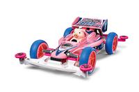 Tamiya Mini 4WD JR Pig Racer - Super II Chassis