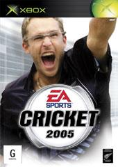 Cricket 2005 for Xbox