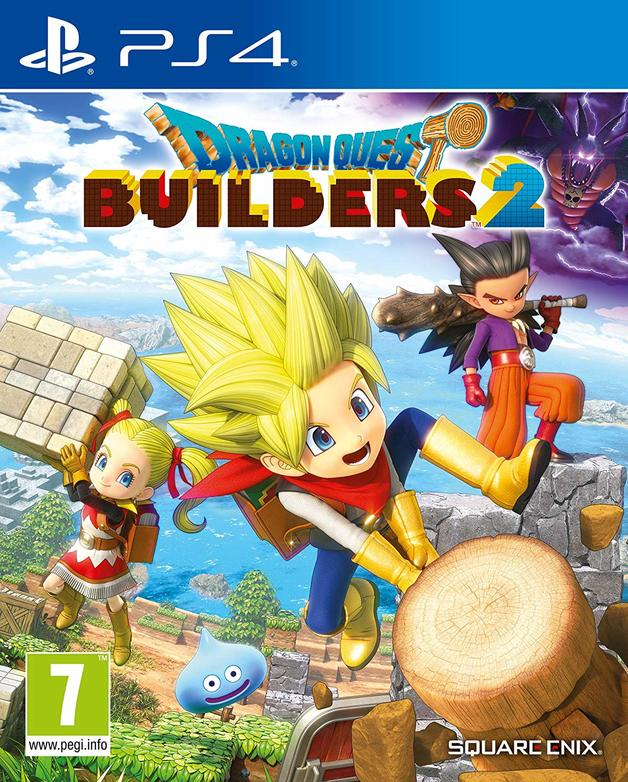 Dragon Quest Builders 2 for PS4