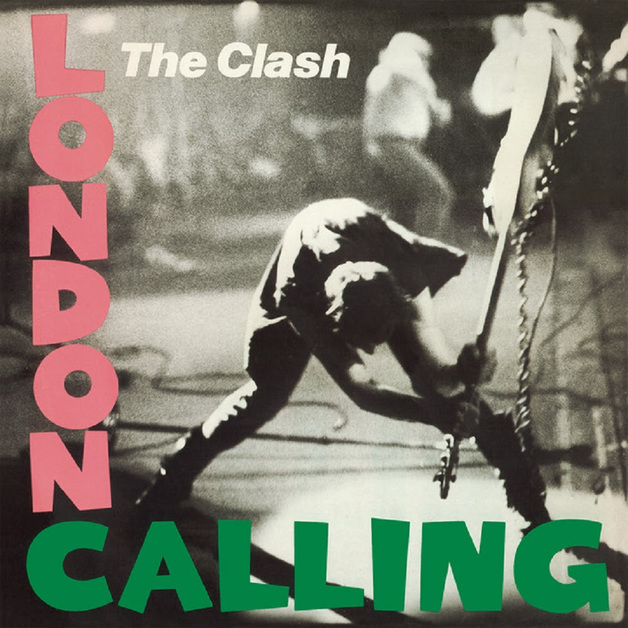 London Calling - 40th Anniversary Edition by The Clash