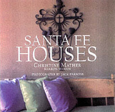 Santa Fe Houses by Christine Mather image