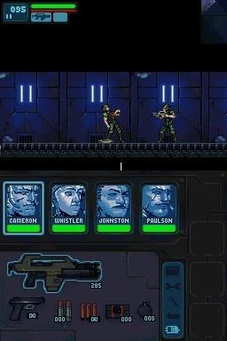 Aliens: Infestation for Nintendo DS image