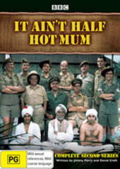 It Ain't Half Hot Mum - Complete Series 2 on DVD