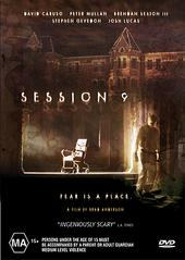 Session 9 on DVD
