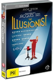 The Illusionist on DVD