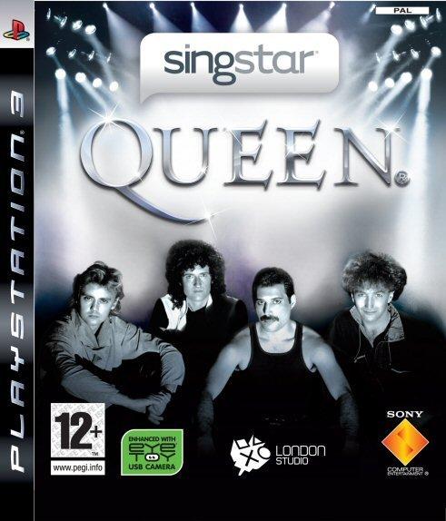 SingStar Queen for PS3