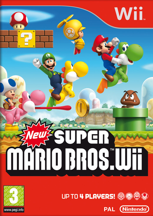New Super Mario Bros. Wii for Wii