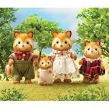 Sylvanian Families - Red Panda Family