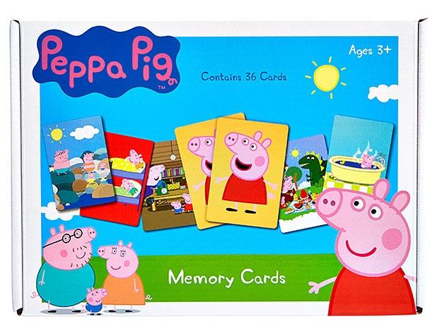 Peppa Pig Memory Game