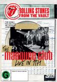 Rolling Stones From The Vault - The Marquee Club Live In 1971 on DVD