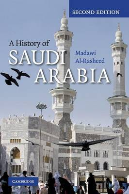A History of Saudi Arabia by Madawi al-Rasheed image