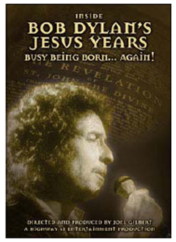 Inside Bob Dylan's Jesus Years: Busy Being Born; Again! DVD image