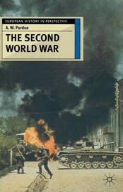 The Second World War by A.W. Purdue image