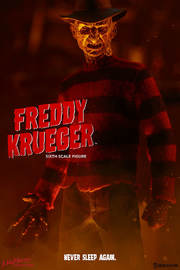 "A Nightmare on Elm Street - Freddy Krueger 12"" Action Figure"