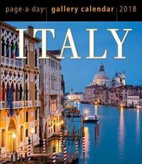 Italy Page-A-Day Gallery Calendar 2018 by Workman Publishing