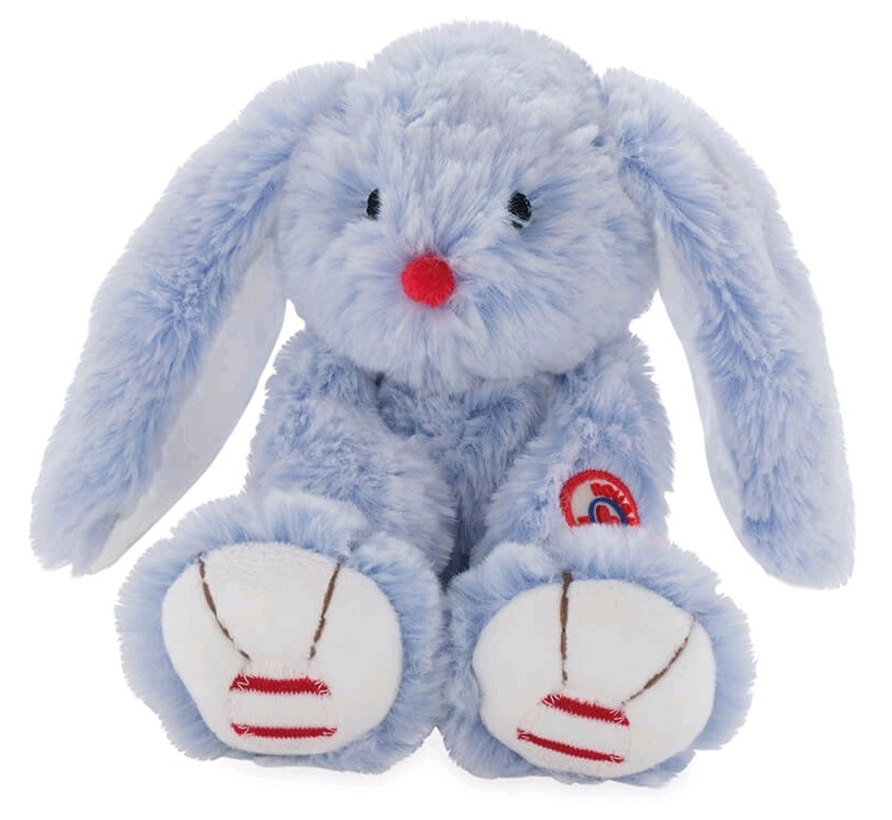 Kaloo: Blue Rabbit - Small Plush (19cm) image